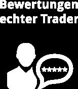 Bewertungen echter Trader