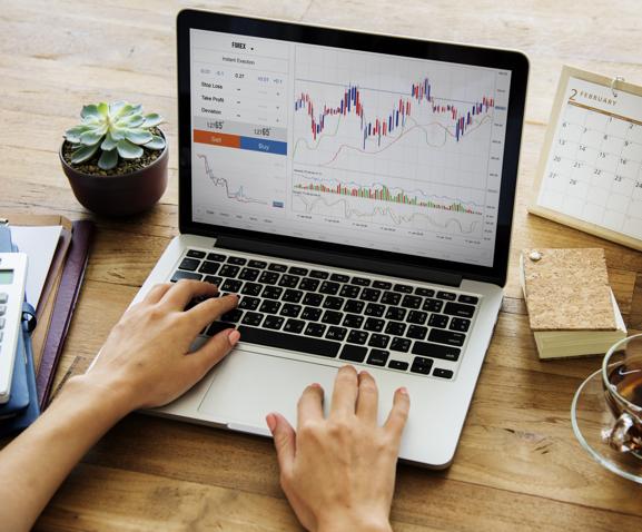 comdirect Usability der Website: einfache Menüführung erleichtert Suche