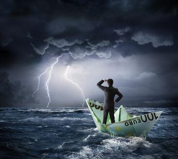 Euro Boot in Gefahr