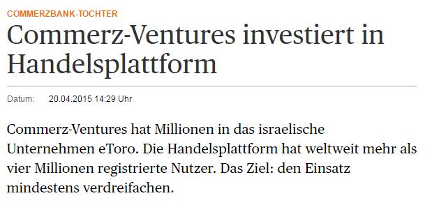 Screenshot Handelsblatt.com