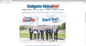 Stuttgarter AktienBrief