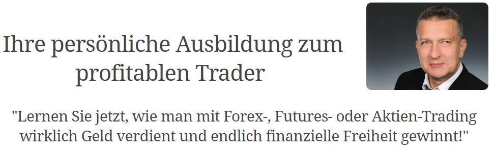 Online Trading Ausbildung - Kagels Trading