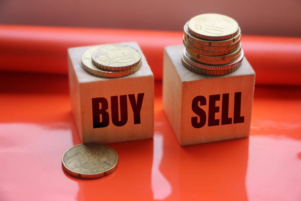 Aktien kaufen verkaufen