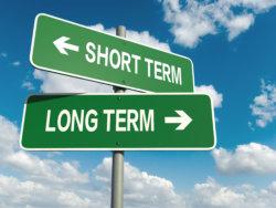 Kurzfristiges versus langfristiges CFD Trading Kosten