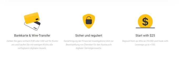 Cryptology Erfahrungen