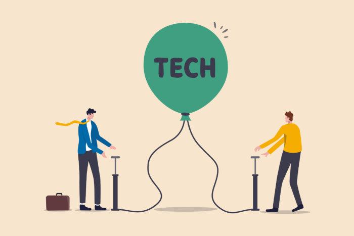 Tech Aktien