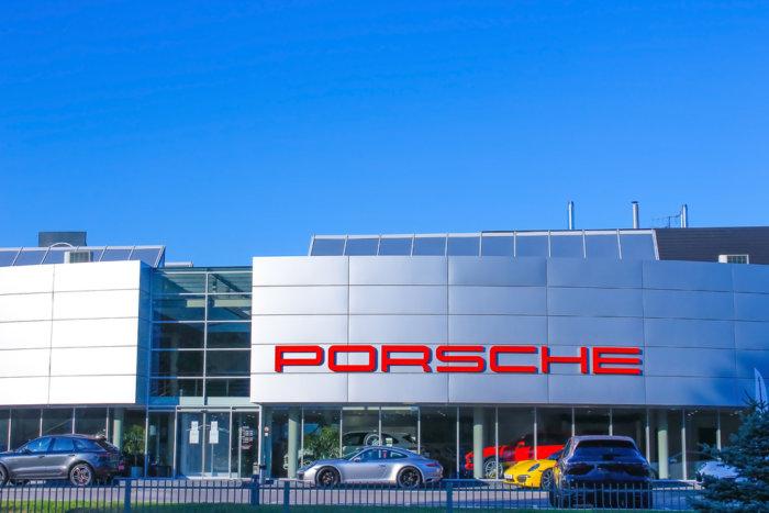 Porsche Börsengang