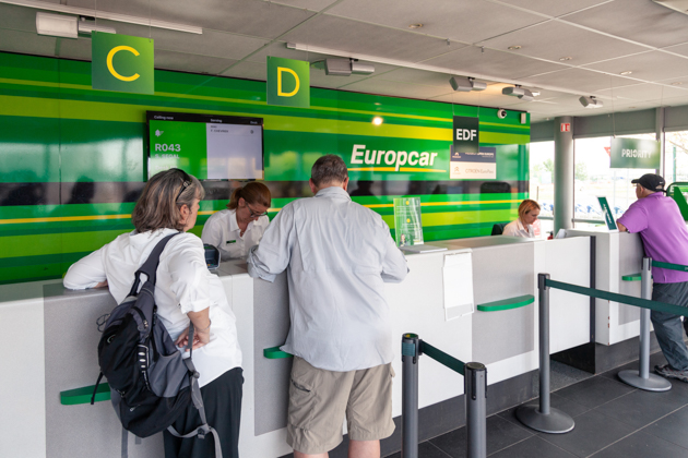 Europcar Aktie