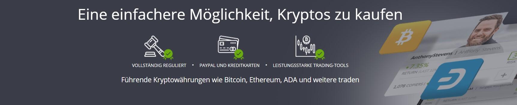 etoro gebühren bitcoin