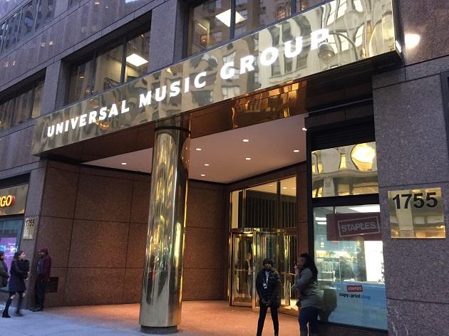 Universal Music IPO